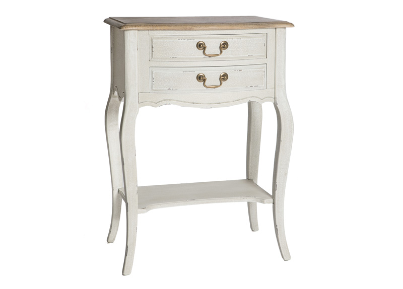 Delicieux Home/Occasional/Chateau   White. Chateau Telephone Table ...