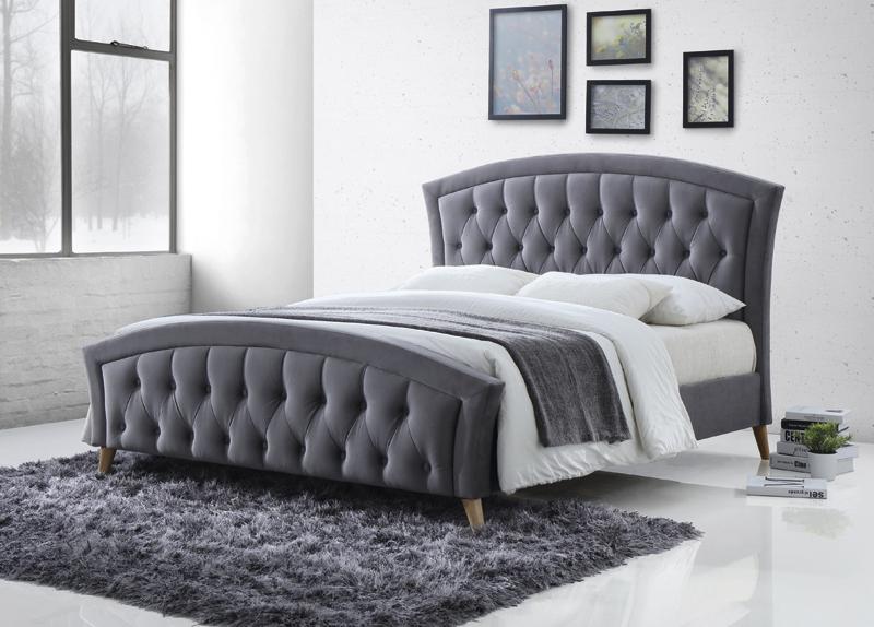 Katie Fabric Bed