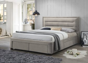 Pippa Storage Bed