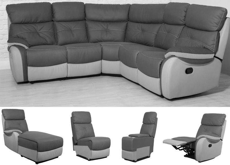 Cool Gray Fabric Modular Corner Sofa Archives Furniture Link Gmtry Best Dining Table And Chair Ideas Images Gmtryco